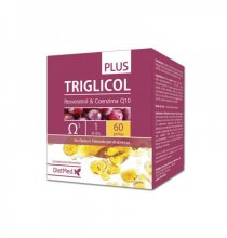 Triglicol Plus 60 cap - DIET MED
