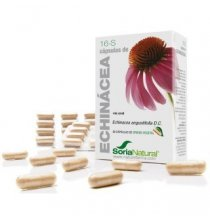 16-S ECHINACEA 60 Caps - SORIA NATURAL