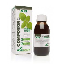 COMPOSOR 22 JAQUESAN COMPLEX FORMULA XXI 100ML.- SORIA NATURAL