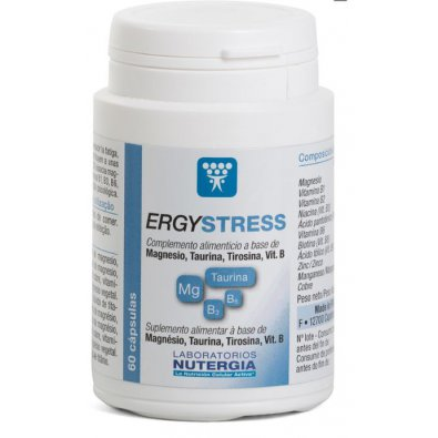 ERGYSTRESS 60Caps - NUTERGIA