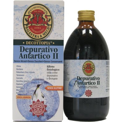 Depurativo Antartico - HERBOFARM - Herbolario PANGEA Mundo Natural